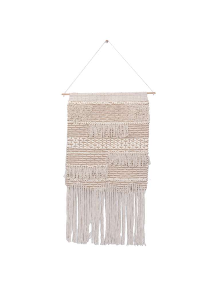 Home Decorative Woven Cotton Wall Hanging