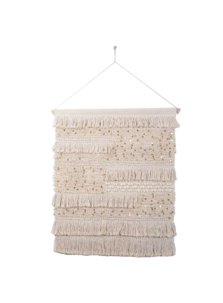 Hand Woven Home Decorative Cotton Wall Hanging