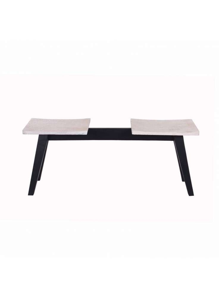 Wooden Two Seater Bench Furniture