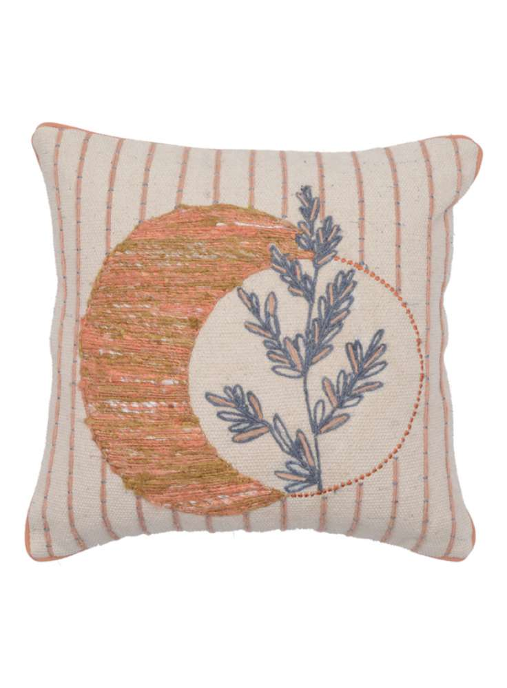 Hand Embroidered Cotton Cushion Cover Wholesale Price