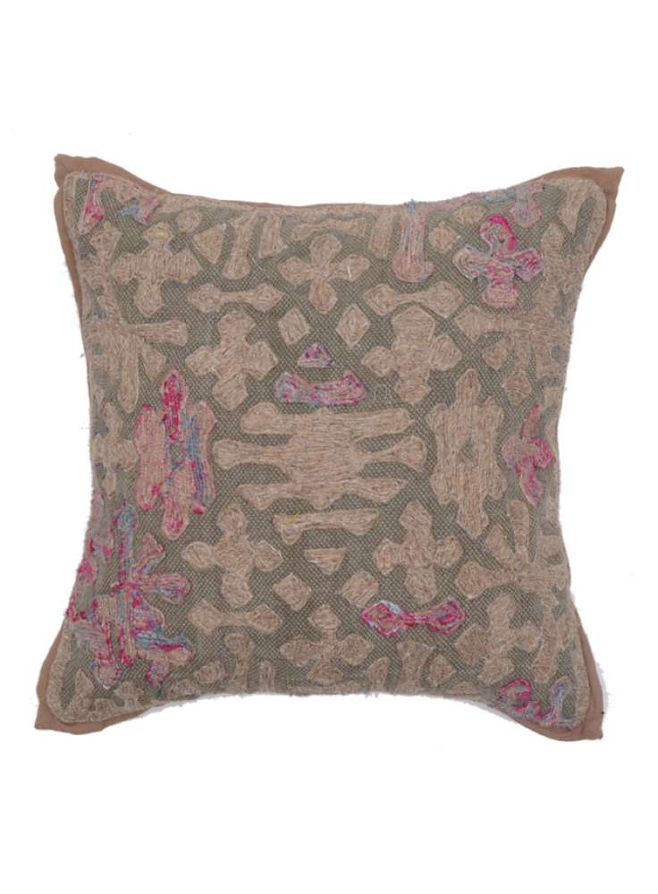 Wholesale Cotton Embroidery Cushion Cover