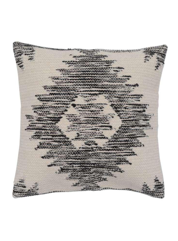 Kilim wool cotton cushion cover