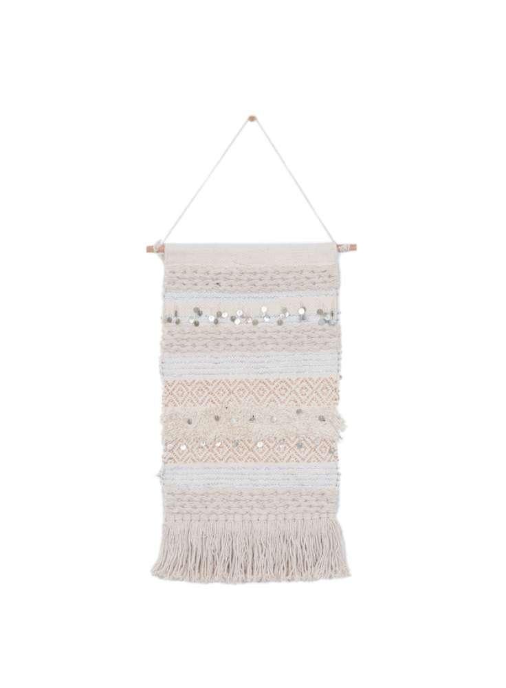 Cotton Handmade Wall Hanging