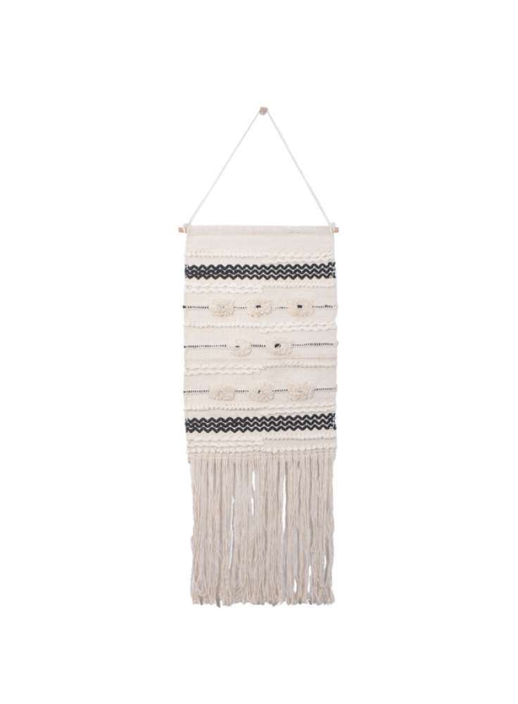 Handcrafted Home Decorative Woven Cotton Wall Hanging