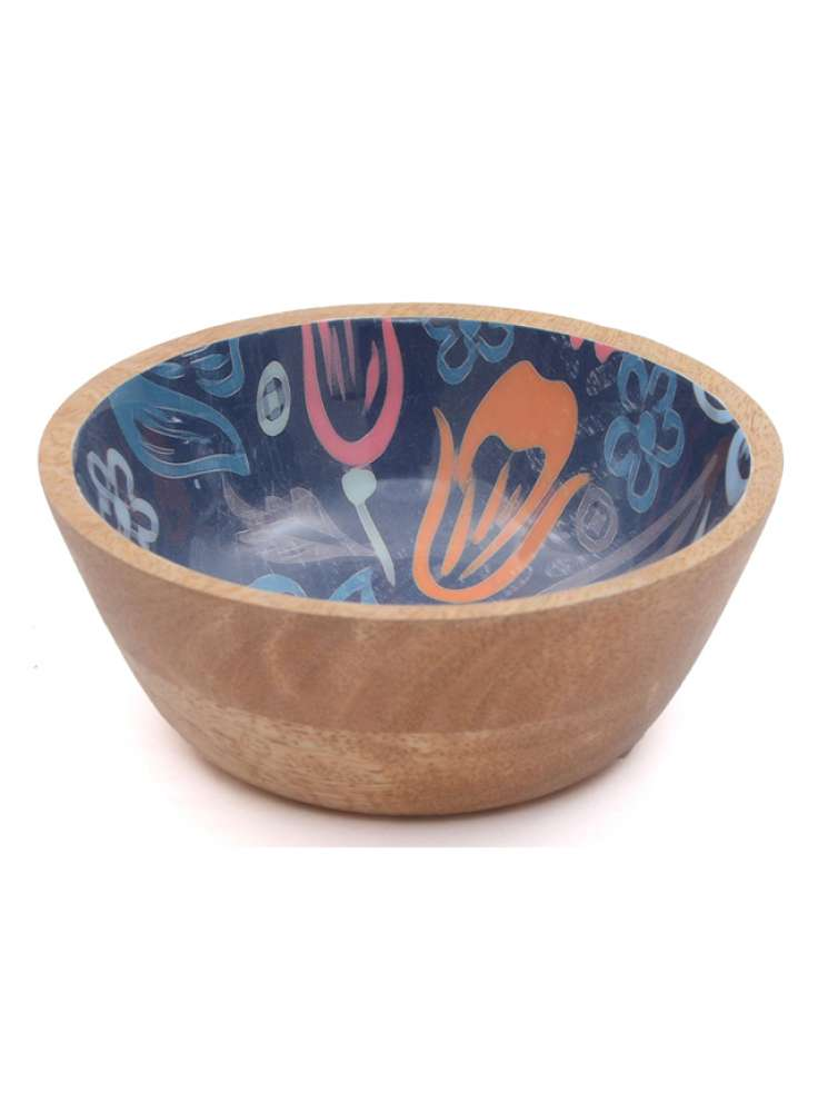 Small Size Mango Wood Dryfruit Serving Bowl