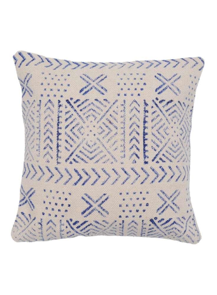 Jaipur block printed cushion cover